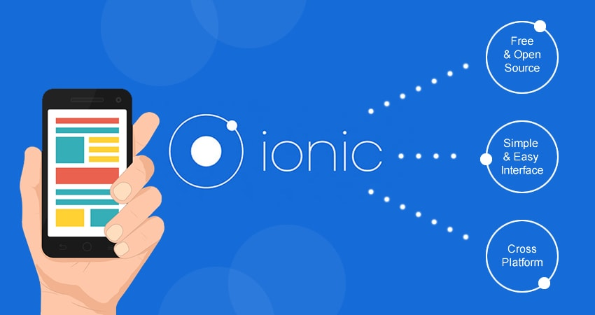 Ionic Framework the easy way!